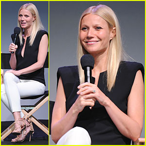 Gwyneth Paltrow: Goop City Guides App Promotion!