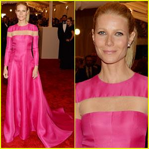 Gwyneth Paltrow - Met Ball 2013 Red Carpet