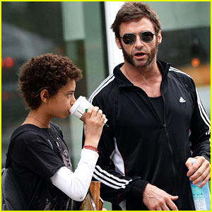 Hugh Jackman: I'm Shocked I'm Still Playing Wolverine!