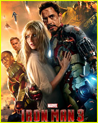 'Iron Man 3': Second Highest Grossing Superhero Film Ever!