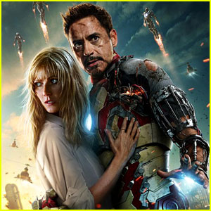 'Iron Man 3' Wins Box Office Weekend Over 'The Great Gatsby'