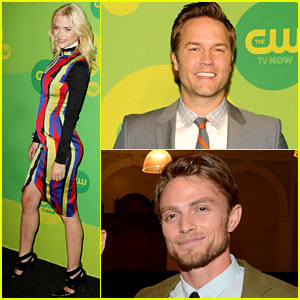 Jaime King: Baby Bump for 'Hart of Dixie' CW Upfront!