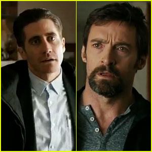 Jake Gyllenhaal & Hugh Jackman: 'Prisoners' Trailer!