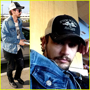 James Franco: Off to Europe Again!