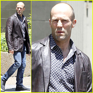 Jason Statham Joins 'Fast & Furious 7' Cast!