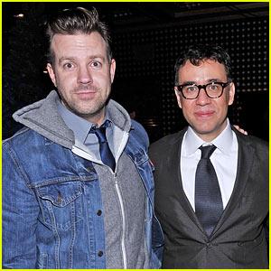 Jason Sudeikis & Fred Armisen: Leaving 'Saturday Night Live'?