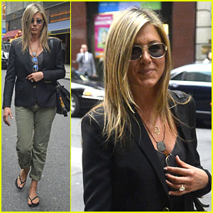 Jennifer Aniston: My Rachel Haircut Was Not a Big Deal to Me