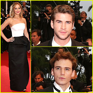 Jennifer Lawrence & Liam Hemsworth: 'Jimmy P.' Cannes Premiere!