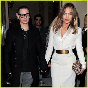 Jennifer Lopez: London Date Night with Casper Smart!