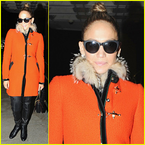 Jennifer Lopez: New Album Is Almost Done!