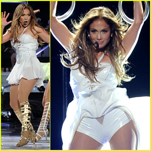 Jennifer Lopez: 'American Idol' Finale Performance! (Video)