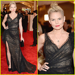 Jennifer Morrison - Met Ball 2013 Red Carpet