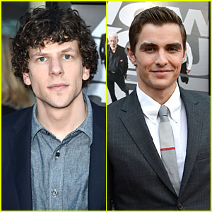 Jesse Eisenberg & Dave Franco: 'Now You See Me' Hollywood Screening!