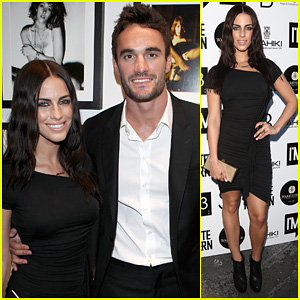 Jessica Lowndes & Thom Evans: Human Relations Private View