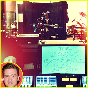 Justin Timberlake: '20/20 Experience Part 2' September Release!