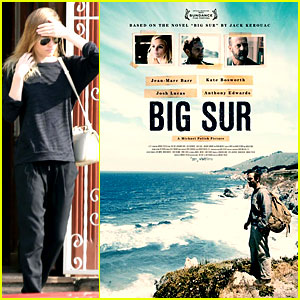 Kate Bosworth: 'Big Sur' International Poster Revealed!