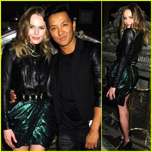 Kate Bosworth: Midnight Supper Event for Moda Operandi!