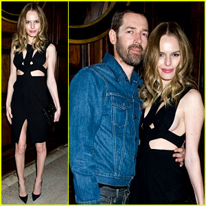 Kate Bosworth: Cut-Out Dress at Harry Josh's #HarrysParty!
