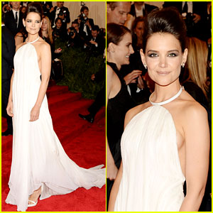 Katie Holmes - Met Ball 2013 Red Carpet