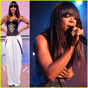 Kelly Rowland: New York 'Lights Out' Tour Stop with The-Dream!