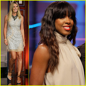 Kelly Rowland Officially Joins 'The X Factor' with Paulina Rubio!