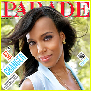 Kerry Washington Covers 'Parade' Magazine!