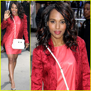 Kerry Washington: 'Scandal' Season Two Finale Airs Thursday!