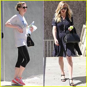 Kirsten Dunst: Cycling Lady!
