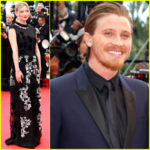 Kirsten Dunst &#038; Garrett Hedlund: 'Inside Llewyn Davis' Cannes Premiere