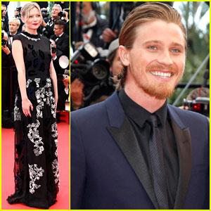 Kirsten Dunst & Garrett Hedlund: 'Inside Llewyn Davis' Cannes Premiere