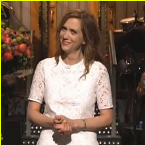 Kristen Wiig: 'Saturday Night Live' Opening Monologue & Sketches - Watch Now!