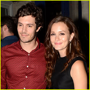 Leighton Meester & Adam Brody Book Second Film Together!