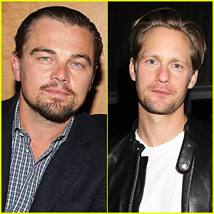 Leonardo DiCaprio & Alexander Skarsgard: Pre-Met 'Great Gatsby' After Party!
