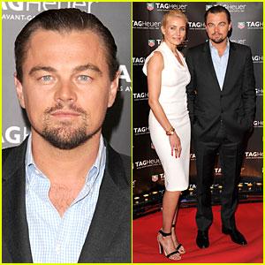 Leonardo DiCaprio & Cameron Diaz: Tag Heuer Yacht Party!