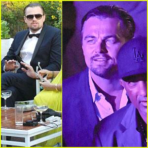 Leonardo DiCaprio Raises $1.5 Million at amfAR Cannes Gala!