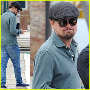 Leonardo DiCaprio: I'm Not Sure I Want to Direct!