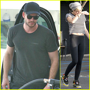 Liam Hemworth: Miley Cyrus Craves Chicken & Dumplings!