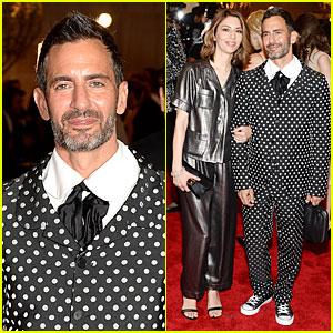 Marc Jacobs & Sofia Coppola - Met Ball 2013 Red Carpet
