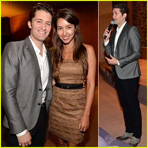 Matthew Morrison: PBS Special Screening with Renee Puente!