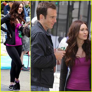 Megan Fox: Bid On a 'Teenage Mutant Ninja Turtles' Set Visit!