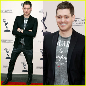 Michael Buble: Academy of Television Arts & Sciences Evening