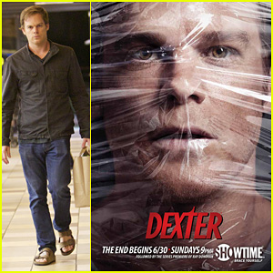 Michael C. Hall: 'Dexter' Final Season Poster Revealed!