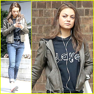 Mila Kunis: Two Teen Choice Nominations!