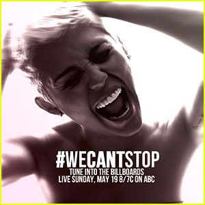 Miley Cyrus: 'We Can't Stop' Single Announced!
