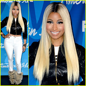 Nicki Minaj: 'American Idol' Finale Press Room Photos!