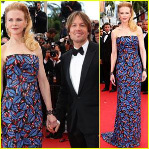 Nicole Kidman & Keith Urban: 'Inside Llewyn Davis' Cannes Premiere