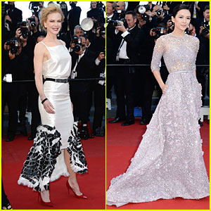 Nicole Kidman & Ziyi Zhang: 'Venus in Fur' Premiere!