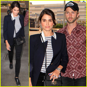 Nikki Reed & Paul McDonald: Rolling Stones Concert Couple!