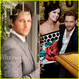 elizabeth reaser and peter facinelli dating 2012 calendar