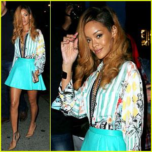 Rihanna: '777 Tour' Documentary Now on DVD!